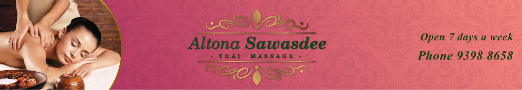 Altona Sawasdee Thai Massage – Altona Melbourne